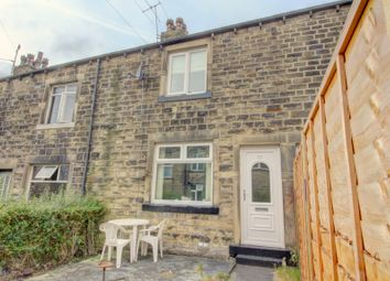 Thumbnail 2 bed terraced house for sale in Compeigne Avenue, Riddlesden, Keighley