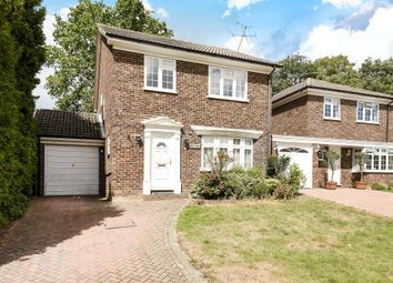 Thumbnail 4 bed detached house to rent in Turpins Rise, Windlesham