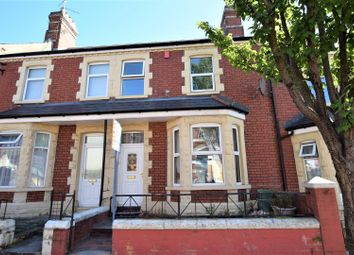 Thumbnail 4 bed terraced house for sale in Station Street, Barry
