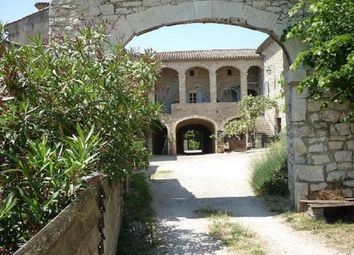 Thumbnail Property for sale in Rousson, Languedoc-Roussillon, 30340, France