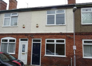 Thumbnail 2 bed terraced house to rent in Clumber Street Warsop, Nottingham