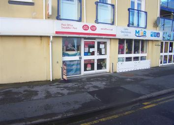 Thumbnail Retail premises for sale in Marsh Road, Pendine, Carmarthenshire