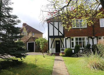 Thumbnail 3 bed semi-detached house for sale in Hastings Road, Bromley, Kent