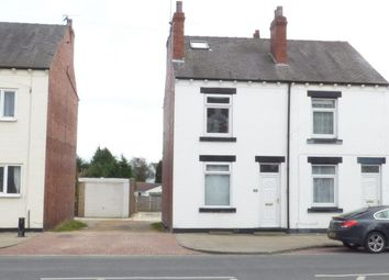 Thumbnail 2 bed semi-detached house for sale in Leeds Road, Wakefield