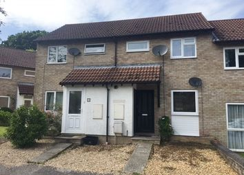 Thumbnail 2 bed terraced house to rent in Sarum Walk, Lymington