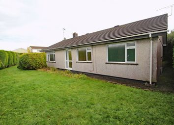 Thumbnail Detached bungalow for sale in Pocohontas Crescent, Indian Queens, St. Columb