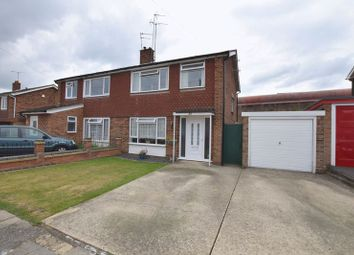 Thumbnail 3 bed semi-detached house for sale in Hawthorn Close, Aylesbury