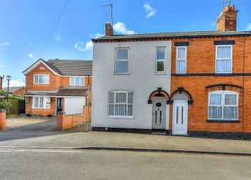 Thumbnail 2 bed terraced house for sale in Wharf Road, Higham Ferrers, Rushden