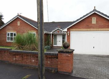 Thumbnail 4 bedroom detached bungalow to rent in Nursery Lane, Stockton Brook, Stoke-On-Trent