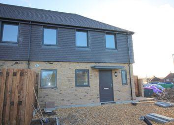 Thumbnail 2 bed semi-detached house for sale in Ashburton Grove, Ashburton Road, Alresford
