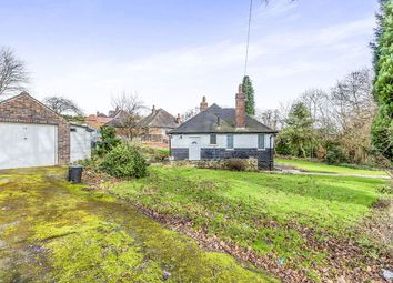 Thumbnail 3 bed bungalow for sale in Stafford Avenue, Clayton, Newcastle-Under-Lyme