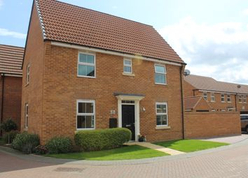 Thumbnail 3 bed detached house for sale in Wellington Drive, Finningley, Doncaster