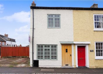 Thumbnail 1 bed semi-detached house for sale in Clapgun Street, Castle Donington