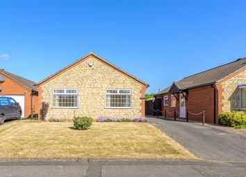 Thumbnail 3 bed bungalow for sale in Covill Close, Great Gonerby, Grantham