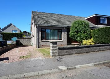 Thumbnail 2 bed bungalow for sale in Dornoch Place, Dundee