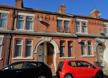 Thumbnail 3 bedroom terraced house for sale in Prospect Hill, Highfields, Leicester