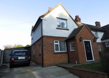 Thumbnail 3 bedroom semi-detached house to rent in Nacton Road, Ipswich, Suffolk
