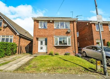 Thumbnail 3 bed detached house for sale in Pine Hall Drive, Barnsley
