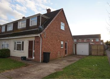 Thumbnail 3 bedroom semi-detached house for sale in Kingfisher Road, Weston-Super-Mare