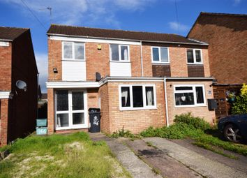 Thumbnail 3 bed semi-detached house for sale in Fieldcourt Gardens, Quedgeley, Gloucester