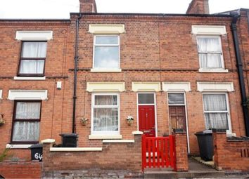 Thumbnail 3 bedroom terraced house to rent in Ivanhoe Street, Leicester