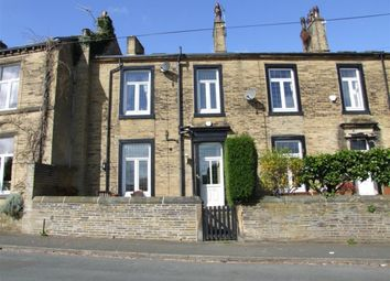 Thumbnail 3 bed terraced house for sale in Heathfield Place, Skircoat Green Road, Halifax
