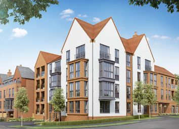 """Thumbnail 1 bedroom flat for sale in """"Willow House"""" at Albert Road, Wokingham"""