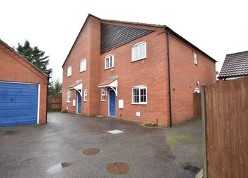 Thumbnail 4 bedroom semi-detached house to rent in Jubilee Close, Thetford