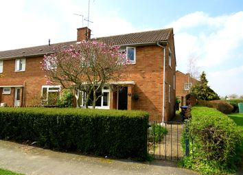 Thumbnail 3 bed end terrace house for sale in Timbercroft, Welwyn Garden City