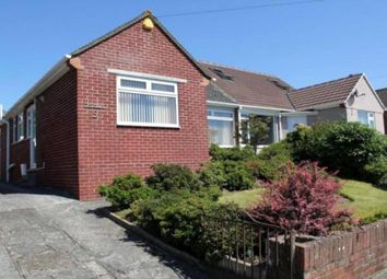 Thumbnail 3 bed semi-detached bungalow to rent in Revell Park Road, Plympton, Plymouth, Devon