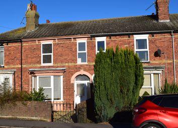 Thumbnail 3 bed terraced house for sale in Bridge Road, Sutton Bridge