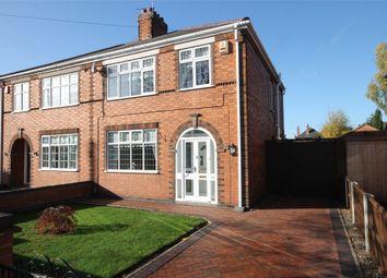 Thumbnail 3 bed semi-detached house for sale in Windsor Avenue, Newark, Nottinghamshire.