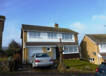 Thumbnail 4 bed detached house for sale in Wingrove Hill, River, Dover, Kent