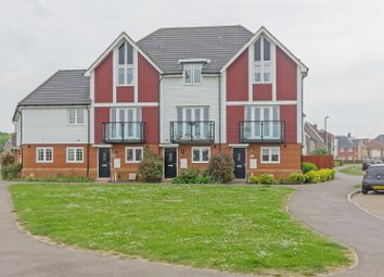 Thumbnail 3 bed terraced house for sale in Rose Walk, Sittingbourne