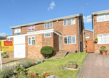 Thumbnail 4 bed semi-detached house for sale in Ibsley Way, Cockfosters