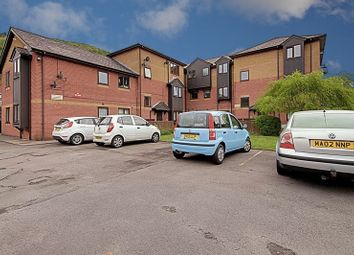 Thumbnail 2 bed flat for sale in Woodward Road, Cross Keys, Newport