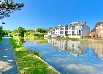 Thumbnail 3 bedroom flat for sale in Canalside, Higher Wharf, Bude