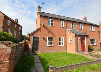 Thumbnail 2 bed semi-detached house to rent in Church Street, Briston, Norfolk