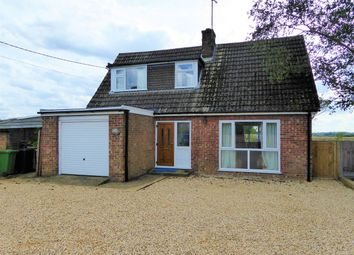 Thumbnail 3 bed detached house for sale in Nowhere Lane, Wereham, King's Lynn