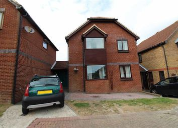 Thumbnail 4 bed link-detached house for sale in Folkington Gardens, St Leonards On Sea, East Sussex