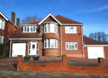 Thumbnail 5 bed detached house for sale in Erdington Hall Road, Erdington, Birmingham