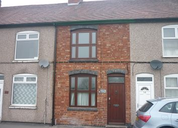 Thumbnail 2 bed terraced house to rent in Gun Hill, New Arley