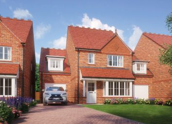 Thumbnail 4 bed detached house for sale in Highfield, Off Baldway Close, Wingrave, Aylesbury