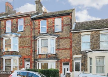 Thumbnail 3 bed terraced house for sale in Thanet Road, Ramsgate