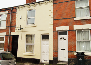 Thumbnail 2 bed terraced house to rent in Silver Hill Road, Derby