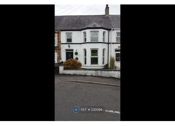 Thumbnail 3 bed terraced house to rent in Green Road, Ballyclare