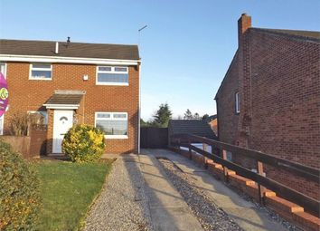 Thumbnail 2 bed semi-detached house for sale in Haverley Drive, Seaham, Durham