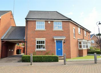 Thumbnail 3 bed link-detached house to rent in Reed Court, Greenhithe