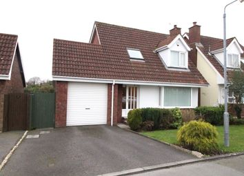 Thumbnail 3 bed detached house for sale in Meadow View, Ballygowan