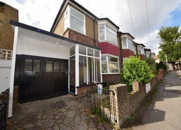 Thumbnail 3 bed semi-detached house to rent in Rose Avenue, London, East London